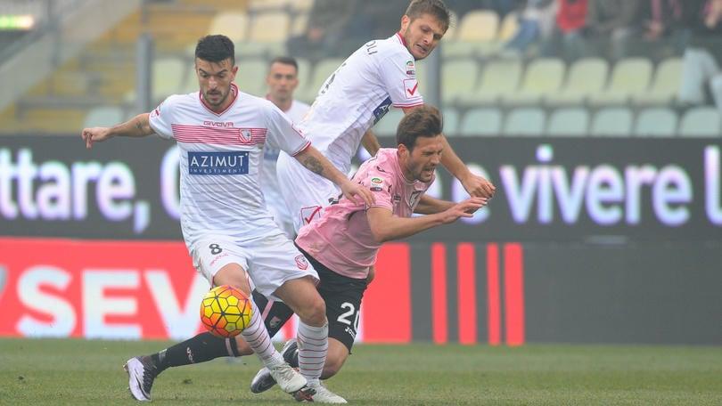 Diretta Carpi-Palermo 1-1