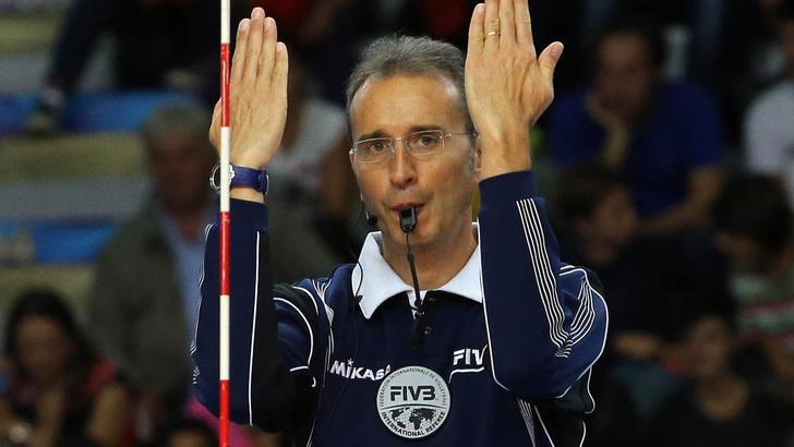 Verso Rio2016: L'arbitro Pasquali ai Giochi
