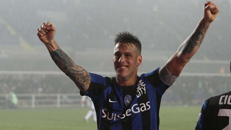 Serie A, diretta Atalanta-Sassuolo 1-1: Berardi e Denis
