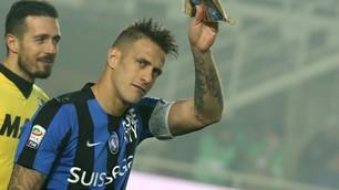 Serie A, Atalanta: Denis, addio con gol
