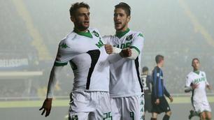 Atalanta-Sassuolo 1-1: le emozioni del match