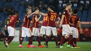 Roma-Frosinone, le pagelle: Totti, assist da applausi
