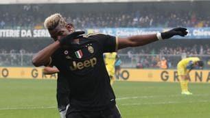 Serie A, Chievo-Juventus 0-4: poker bianconero al Bentegodi