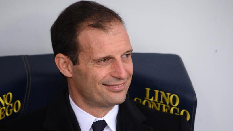 Juventus, Allegri: «I record? Conta l'albo d'oro»