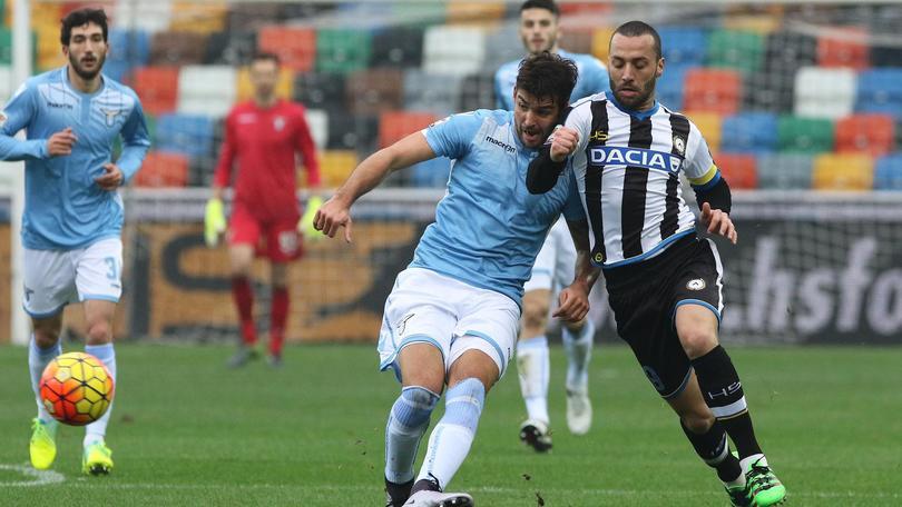 Lazio, dall'infermeria: «Djordjevic contusione. Contrattura per Bisevac»