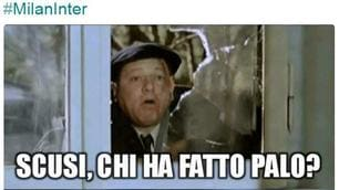 Derby Milan-Inter, social impietosi con Mancini