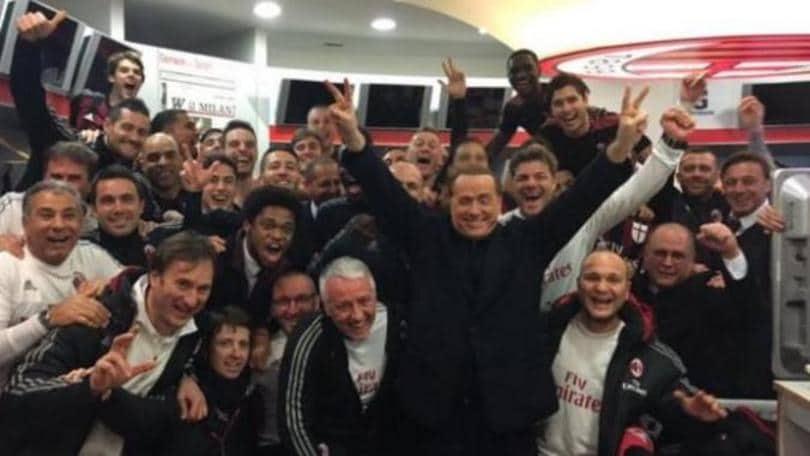 Calciomercato Milan, Berlusconi: «Mihajlovic o Conte? Prematuro parlarne»