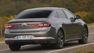 Renault Talisman: le foto