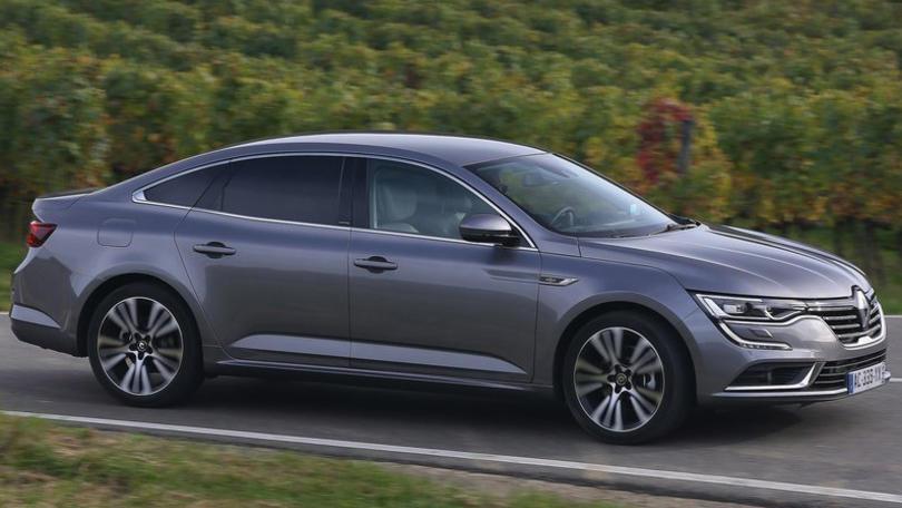 Renault Talisman: debutto con successo