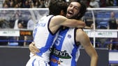 Basket Serie A, Orlandina show, Basile infinito