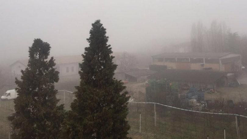 Sassuolo-Roma a rischio: c'è forte nebbia