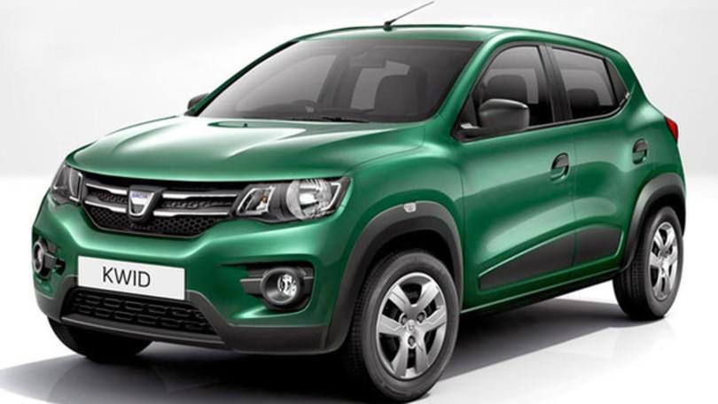 Dacia Kwid: il SUV costerà 7.000 euro?