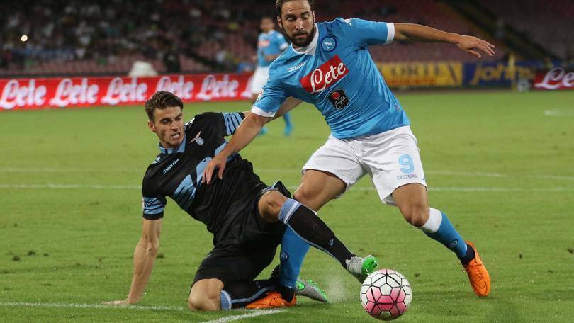 Serie A: Lazio-Napoli, in lavagna vola il «2»