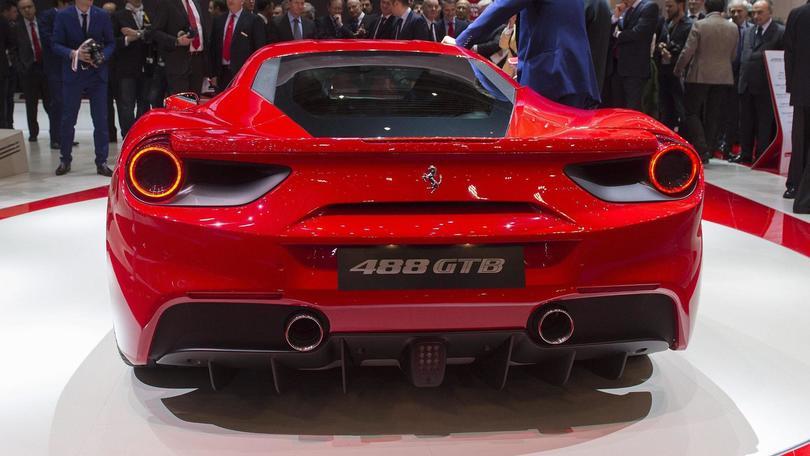 Ferrari: 8.000 vetture è l'obiettivo 2016