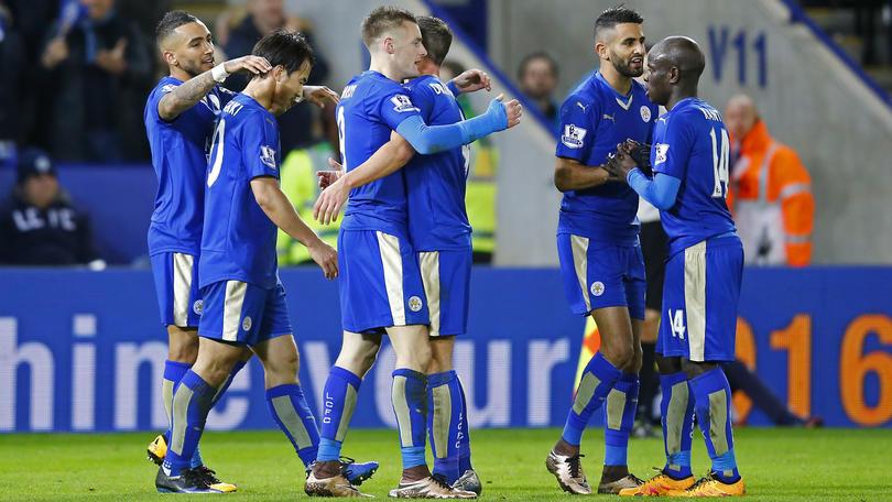 Premier League, Vardy show: la favola Leicester continua