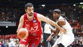 Basket Eurocup, match-point Milano e Trento