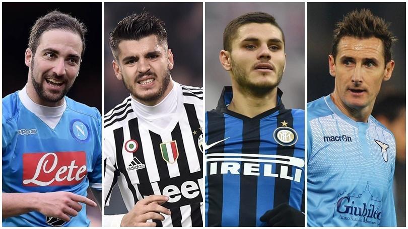 Serie A: le probabili formazioni della 23ª giornata