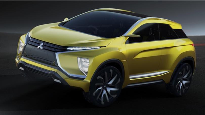 Mitsubishi: al Salone di Ginevra il nuovo SUV
