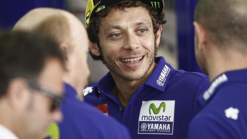 MotoGp Sachsenring, Rossi: «Sono molto indietro»