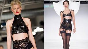 Sexy-lingerie: &ldquo;ispirata&rdquo; dalla Formula 1<br />