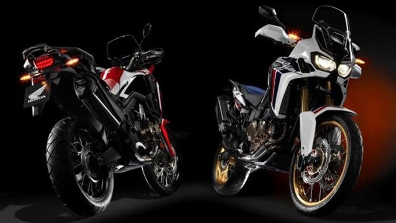 "Honda: a gennaio è ""boom"" Africa Twin"