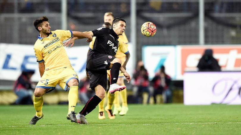 Diretta Frosinone-Bologna 1-0
