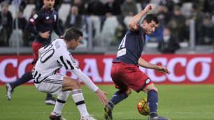 Juventus-Genoa: le immagini della gara