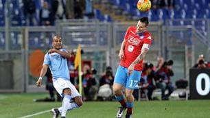 Lazio-Napoli: le emozioni del match