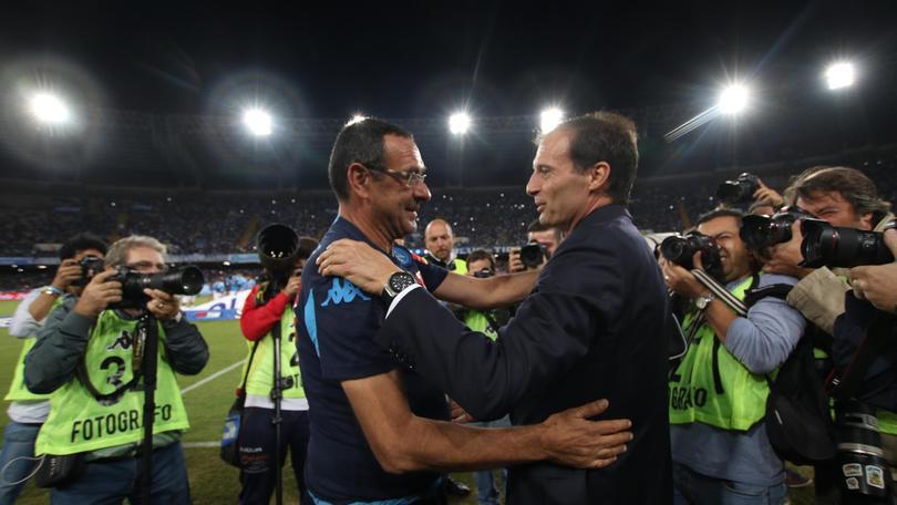 Serie A, scudetto: in quota solo Juve e Napoli