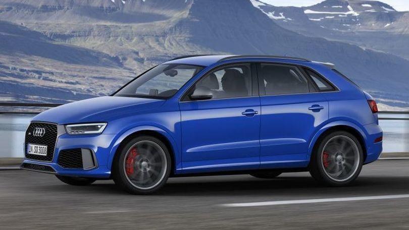 Audi RS Q3 performance: ancora più potente