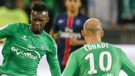 Ligue 1: Rennes di nuovo ko, il St. Etienne vince 1-0