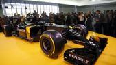 F1, l'ingegnere di pista Chris Dyer alla Renault