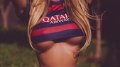 """Altro che Messi! Ecco Livia Gullo, così il Barcellona diventa """"ilegal"""""""