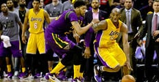 Basket NBA, Bryant bis contro New Orleans
