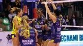 Volley: A1 Femminile, Conegliano-Busto anticipo di lusso