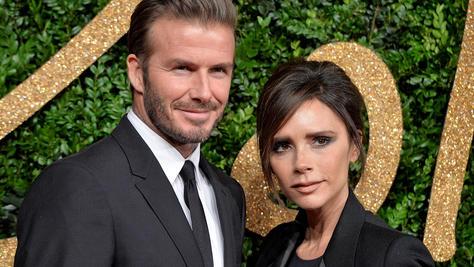 «David e Victoria Beckham si separano»