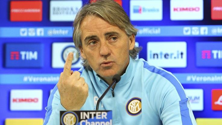 Serie A Inter, rabbia Mancini: «Solo in Italia squalificano gli allenatori»