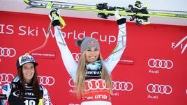 Sci, Lindsey Vonntrionfa nelladiscesa a Garmisch