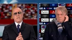 Mancini contro Sacchi. Crozza, che show!