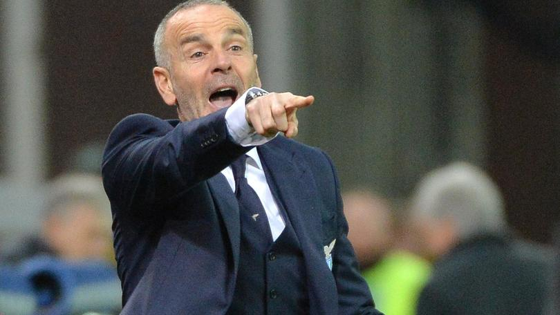 Genoa-Lazio Pioli Non si può giocare su un campo del genere