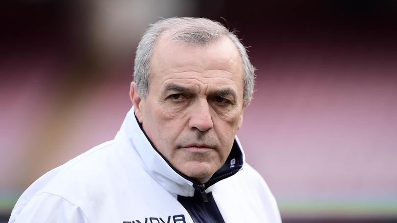 Serie A, Castori: «Carpi, ci devi credere»