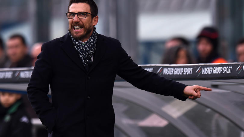 Serie A Sassuolo, Di Francesco: «Ingenui: due tiri e due gol subiti»