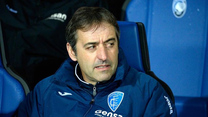 Serie A Empoli, Giampaolo: «Un punto che ci dà continuità»