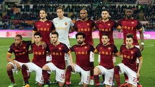Roma, maglia speciale per il Capodanno cinese contro la Sampdoria