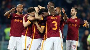 Serie A, Roma-Sampdoria 2-1: primo gol in giallorosso per Perotti