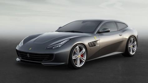 Nuova FerrariGTC4 Lusso, potenza estrema per 4