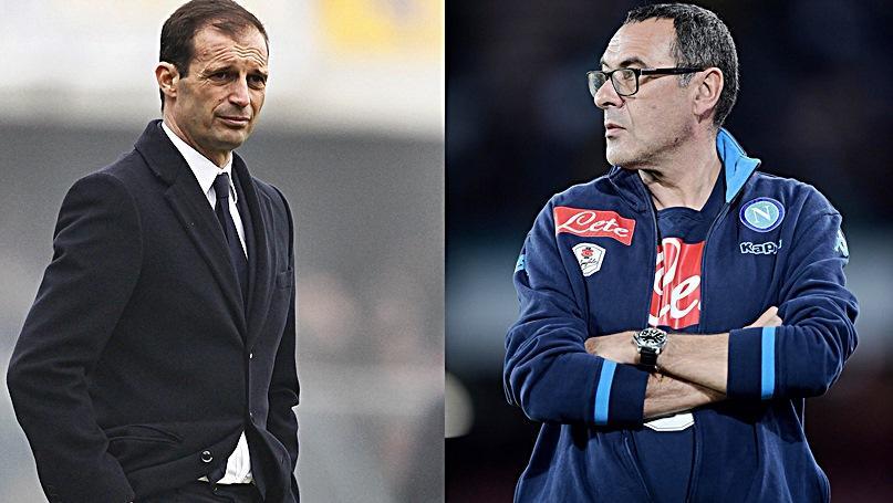 Juventus-Napoli, la sfida scudetto ruolo per ruolo