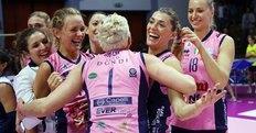 Volley: La Final Four di Champions da Cremona a Montichiari