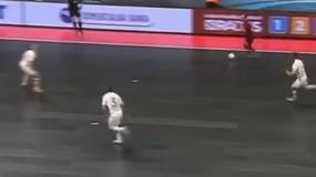Futsal, Ricardinho inventa un'altra magia!
