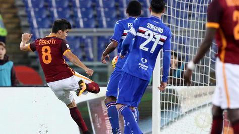 Diego Perotti, la Roma cala il jolly